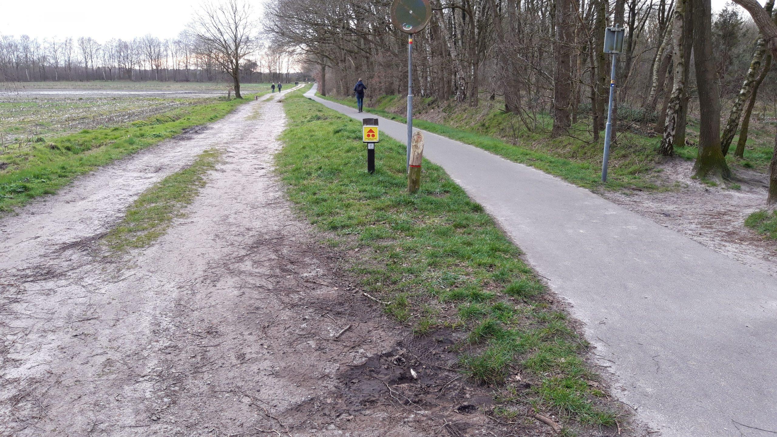 Bikepark verbindingsroute 01
